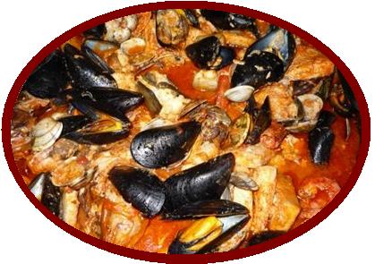 Ristorante pizzeria la fenice specialita 39 pesce for Cucina italiana pesce