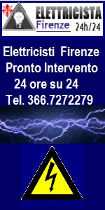 ELETTRICISTA a FIRENZE SOS PRONTO INTERVENTO