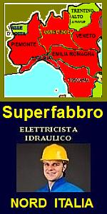 SUPER FABBRO IN TUTTA L'ITALIA SOS PRONTO INTERVENTO IDRAULICO
